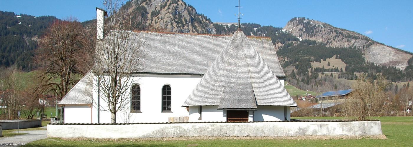 Evangelische Kirche Bad Hindelang