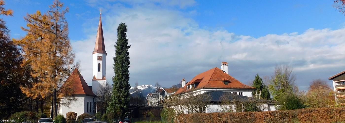 Täufer Johannis Kirche mit Gemeindezentrum