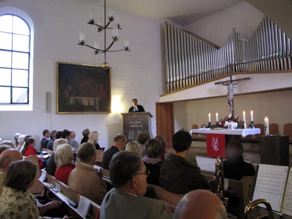 70 Jahre Dreifaltigkeitskirche