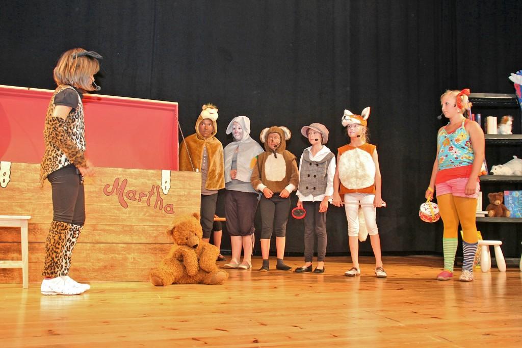 Felicitas Kunterbunt 2012